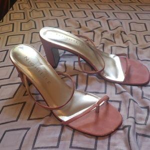 Night Life heels